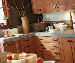 how to clean oak cabinets rustic kitchen cabinets in rift oak masterbrand