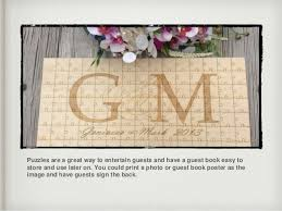 guest sign in ideas 17 alternative wedding guest book ideas