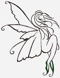 17 best fairy tattoo stencils images on pinterest fairies tattoo