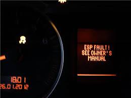 audi a6 esp дисплей показывает esp fault see owner s manual audi клуб