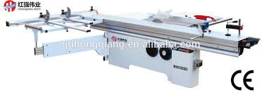 precsion panel sw woodworking sliding table saw wood floor