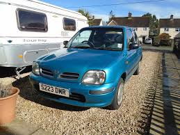nissan micra for sale nissan micra twister 1 0l 1998 blue for sale in witney