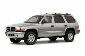 2003 dodge durango new car test drive