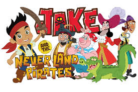 jake neverland pirates clipart