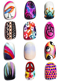 12 of the best festival nail art designs