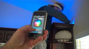 iphone of rgb lights with rfduino arduino ble bluetooth