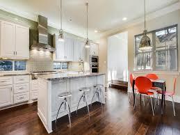 Kitchen With Center Island by John Dunham Residential Realtor Austin Tx