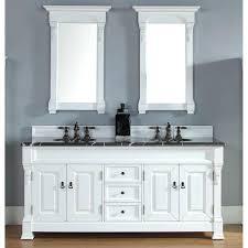 White Bathroom Vanity Without Top Vanities Home Decorators Collection Sonoma 60 In Double Vanity