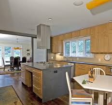 a modern kitchen for a 1950 u0027s split level u2013 braitman design studio