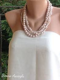 pearl necklace wedding images Best 25 wedding pearl necklaces ideas pearl jpg