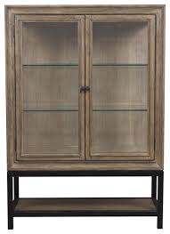 Display Hutch Samuel Lawrence Furniture Flatbush Display Cabinet Industrial