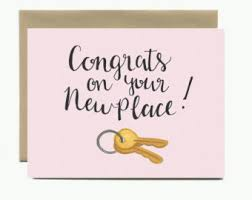 congrats on your new card congrats new place etsy
