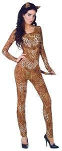 skin jumpsuit cat leopard print skin jumpsuit costume