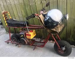 membuat lu led headl motor dumb and dumber mini bike for sale on ebay tmz com