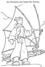 coloring treasure planet coloring pages coloring
