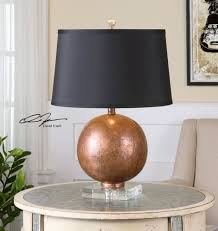 1950s home decor copper curved table lamp best inspiration for table lamp