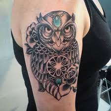 tattoo girl owl 32 owl tattoo designs ideas design trends premium psd vector