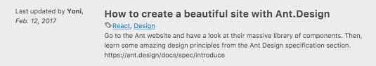 styling react applications with ant design u2013 yoni weisbrod u2013 medium