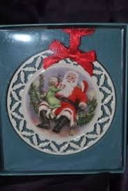 lenox china santa s cheery ornament lenox china