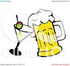 martini clip art beer clipart martini pencil and in color beer clipart martini