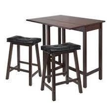 Small Kitchen Sets Furniture Shwe5 W Rubberwood 5 Piece Small Kitchen Table Set Linen White