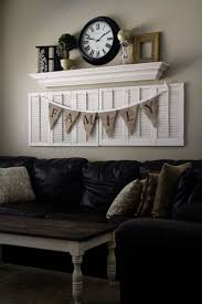 best 25 above couch decor ideas on pinterest rustic window