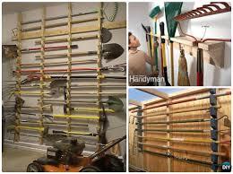 Diy Garden Tool Storage Ideas 26 Garden Tools Organizer Storage Garden Tool Organizer Storage