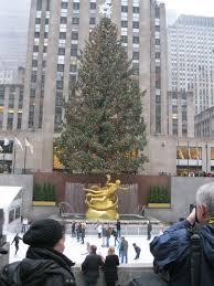 two nerdy history girls the biggest christmas tree in new york