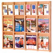 magazine holder ikea ikea kvissle magazine file makeover view from