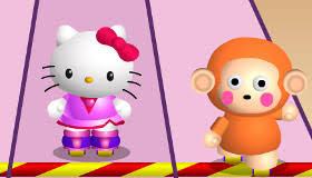 kitty racing game games 4 girls