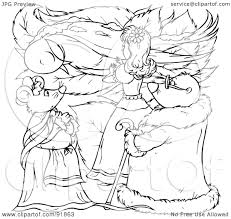 awesome printable cartoon barbie thumbelina coloring pages