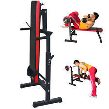 Flat Bench Dumbell Weight Benches Ebay