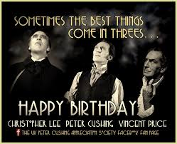 Halloween Happy Birthday Images by Happy Birthday To Three Horror Icons Dapper Cadaver Blog