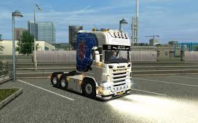 Interior Truck Scania Scania 6x4 Logo Interior Farming Simulator 2017 17 Mods