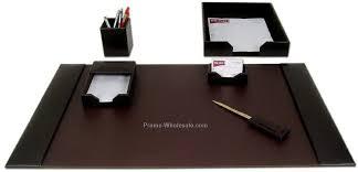 Desk Organizer Leather Desk Organizer Sets Onsingularity