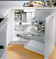 Kitchen Cabinet Pull Out Shelves by Maximize Your Kitchen Storage Myhomeideas Com