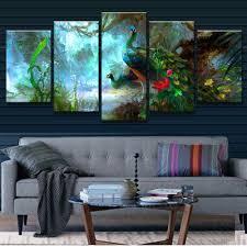 Retro Living Room Art Online Get Cheap Retro Art Paintings Aliexpress Com Alibaba Group