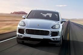 maintenance cost for porsche cayenne 2015 porsche cayenne overview cars com