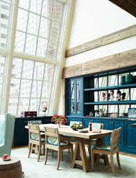 Decorating With Blue Dining Room Inspiration The Inspired Room - Dining room inspiration