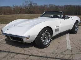 1969 corvette stingray for sale 1969 chevrolet corvette stingray for sale classiccars com cc