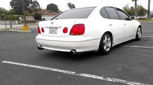 lexus gs300 exhaust lexus gs300 2000 rmr exhaust