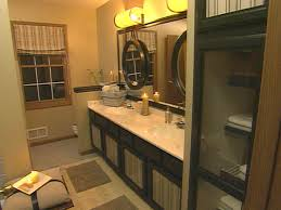 spa retreat bathroom hgtv