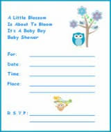 cheap baby shower invitations for boy template best template