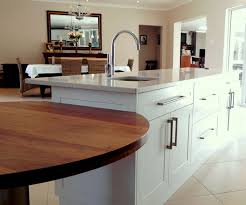 Dining Table Attached To Kitchen Island Rostokincom - Kitchen island with table attached