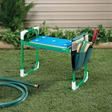 Garden Kneeler Bench Folding Garden Seat Folding Garden Kneeler Miles Kimball