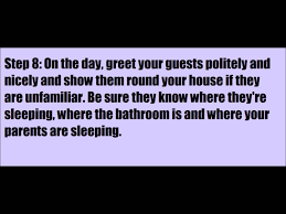 how to host a 10 year olds sleepover