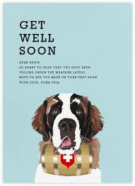 feel better cards get well cards online at paperless post