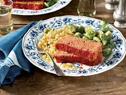 how to make turkey meatloaf southern living