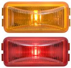 led side marker lights optronics international products led lighting led marker clearance
