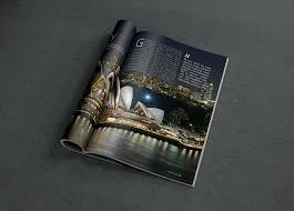 photorealistic magazine mockup 2 graphicburger